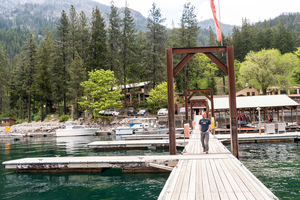 Stehekin Dock
