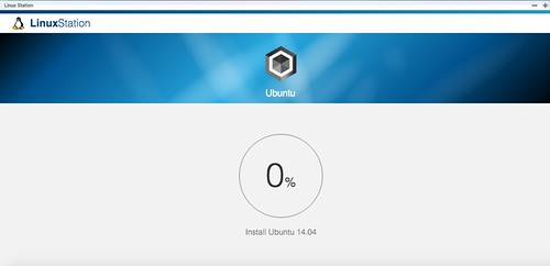 ติดตั้ง Linux Station