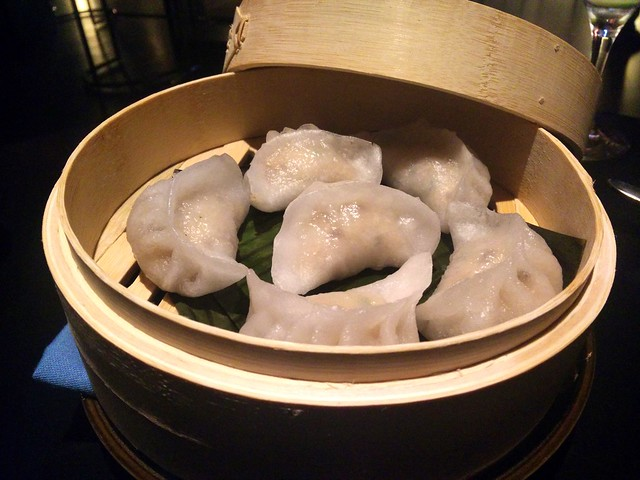 Steamed Crystal Shrimp Dumpling