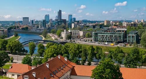 Vilnius-City-Lithuania