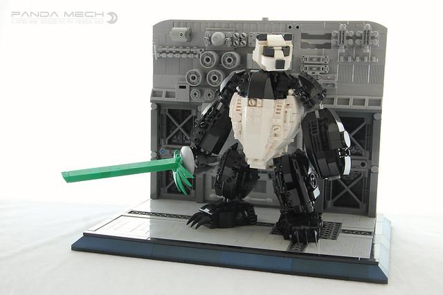 Panda Mech