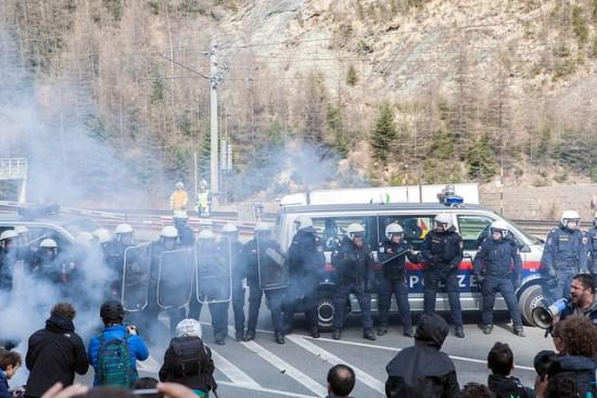 Overthefortress march al confine austriaco