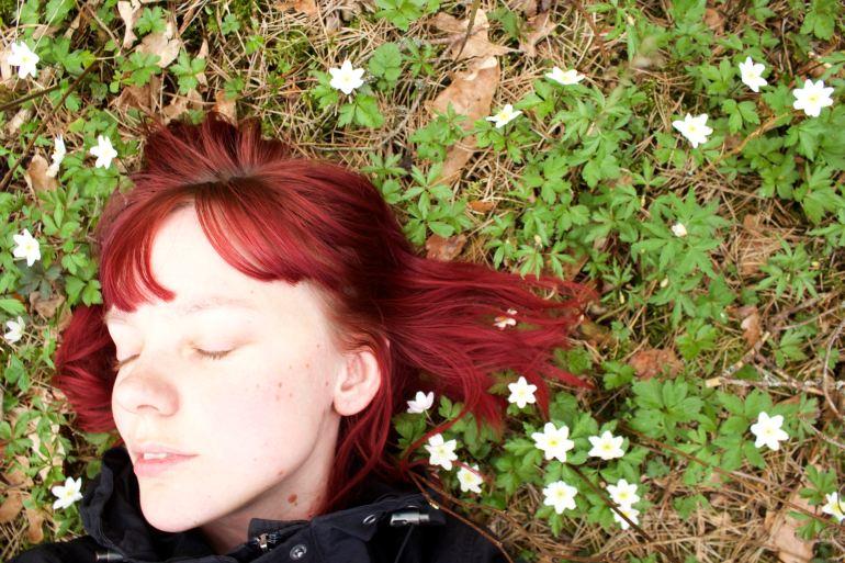 I belong among the wildflowers