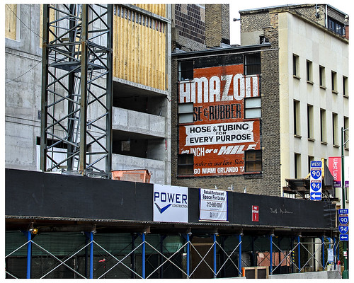 Amazon Brick and Mortar Location