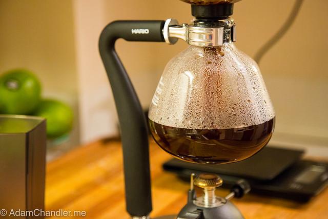 Hario Syphon NXA-5 Coffee Maker (Vacuum)