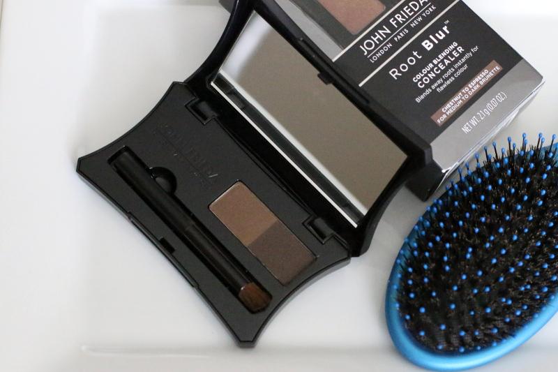 John Frieda Root Blur hair concealer, brush