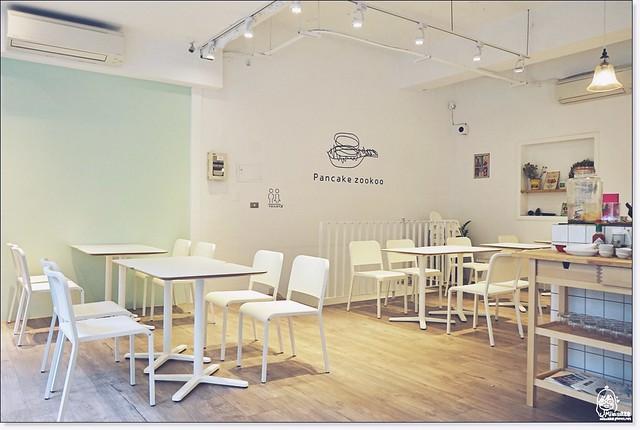 25325197216 2dcf439f88 z - 『台中。西屯區』 入口鬆餅.Pancake Zookoo-台中清新質感微文青早午餐推薦,日韓系有質感的簡約清新風格。