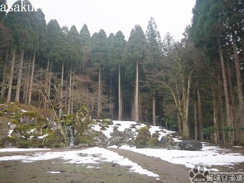 諏取館跡庭園