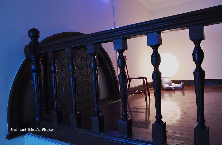 台中市役所古蹟古典玫瑰園43