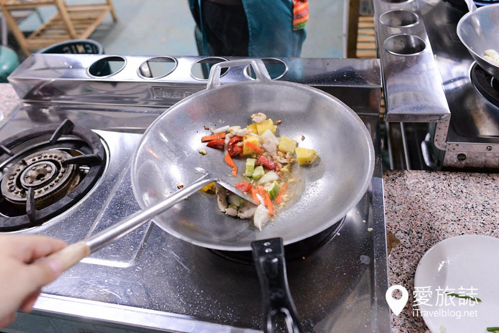 清迈泰国厨艺学校 Mama Noi Thai Cookery School (33)