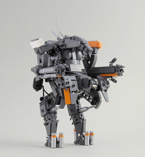 Lego District 9 Exosuit The Brothers Brick The Brothers Brick