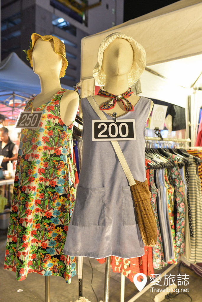 曼谷拉差达火车夜市 Train Night Market Ratchada 36