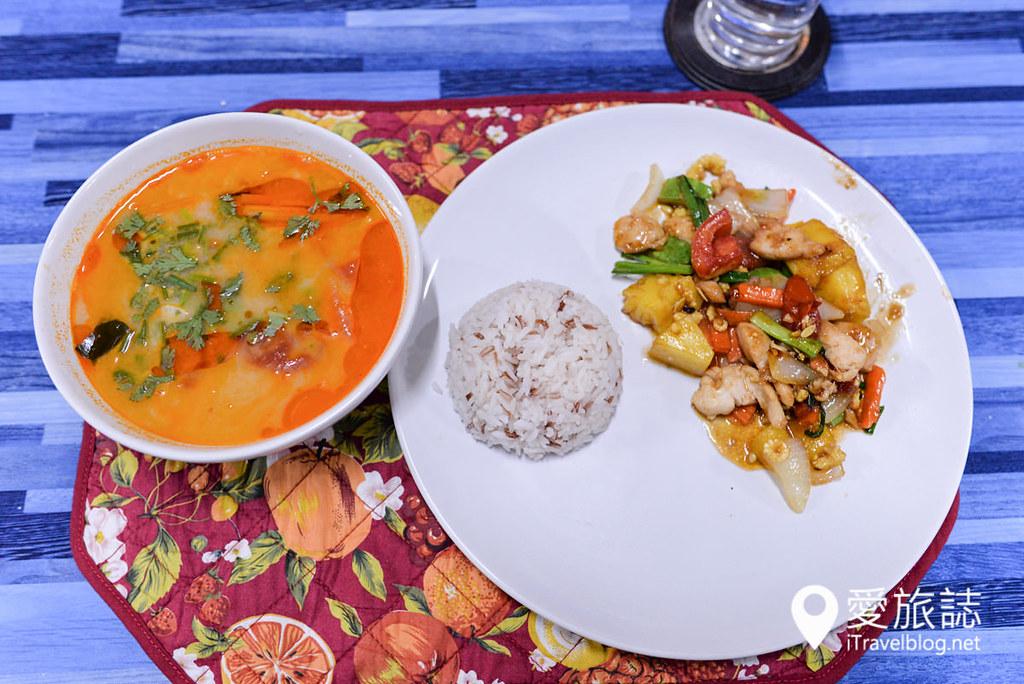 清迈泰国厨艺学校 Mama Noi Thai Cookery School (35)