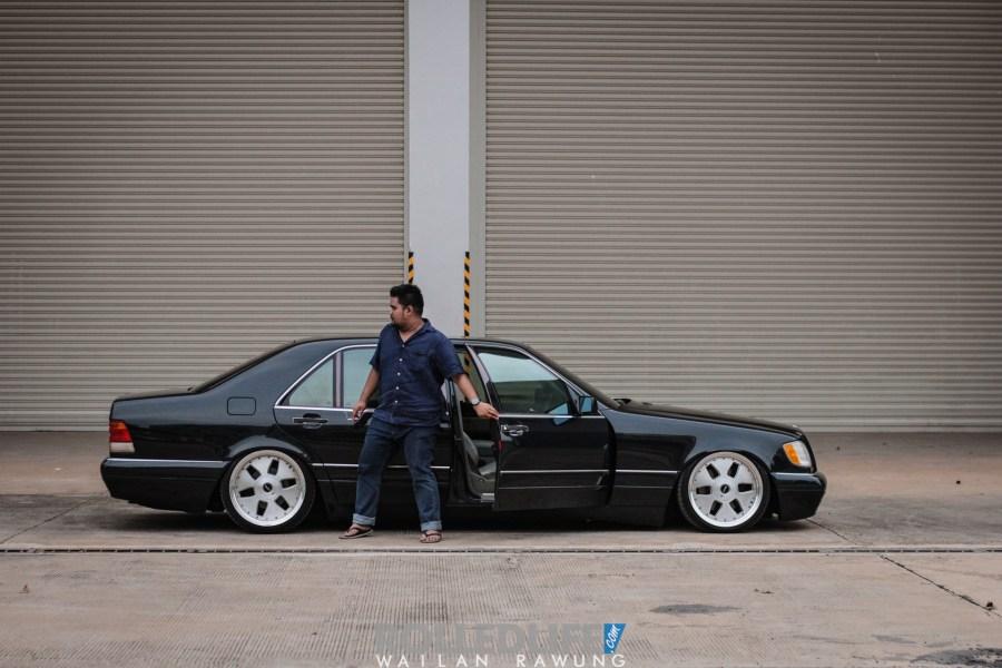 Mercedes Benz W140 S Class-33