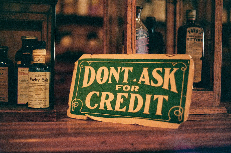 Don't Ask for Credit