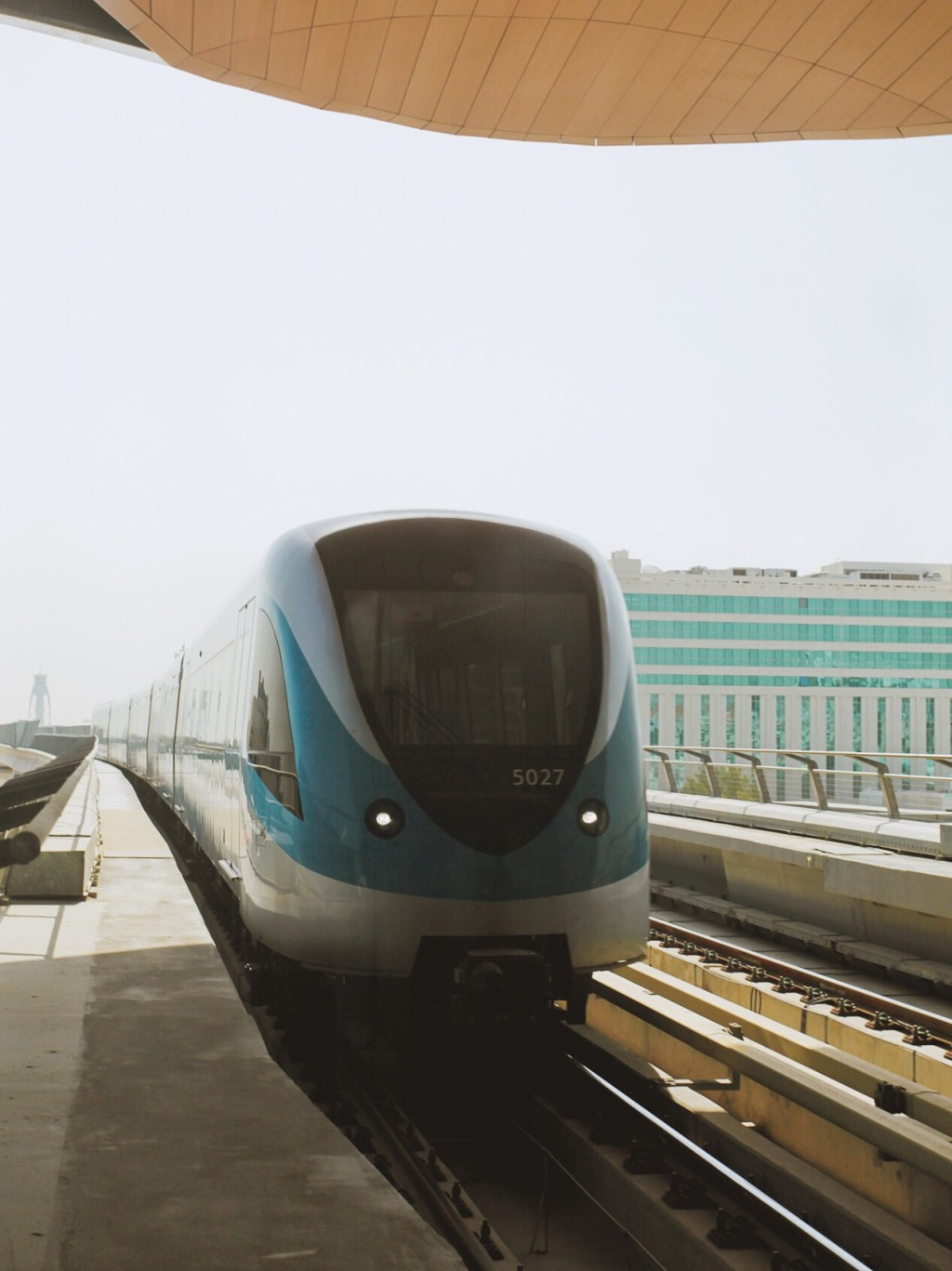 Dubai Train