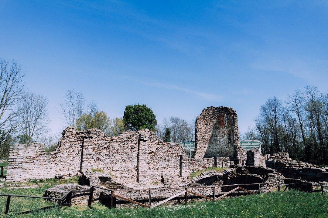 Parco archeologico Castelseprio