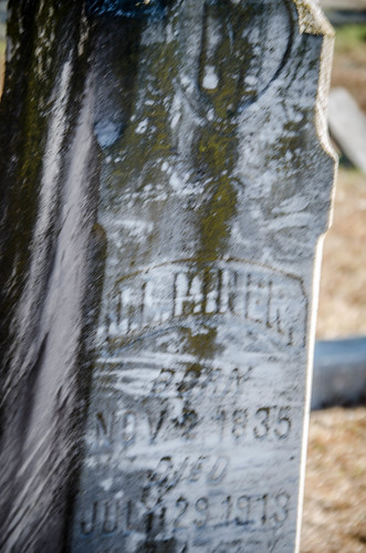 Keowee Baptist Church and Cemetery-006