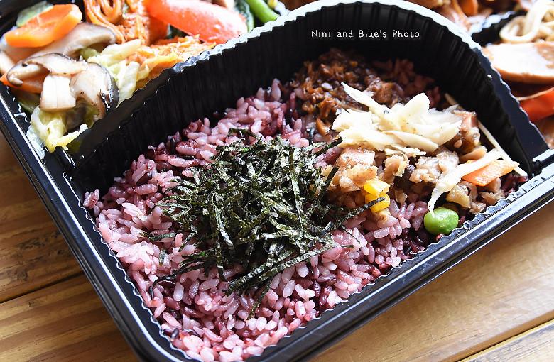 素食便當本東蔬食便當餐盒13