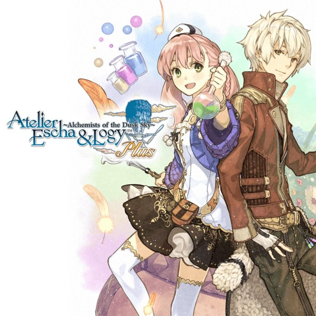 Atelier Escha & Logy Plus ~Alchemists Of The Dusk Sky~