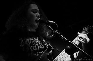 Shrouded, Metal 2 The Masses Northern Ireland Heat One, Limelight, Belfast, 30 January 2016