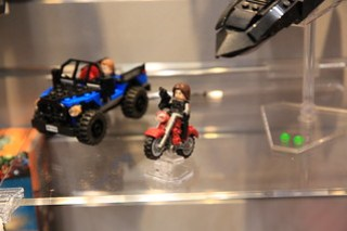 LEGO Marvel 76047 Black Panther Pursuit 2