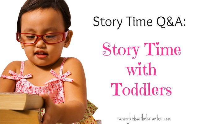 Story Time Questions and Answers Part II of II  Story Time With     Story Time Q A  Story Time With Toddlers