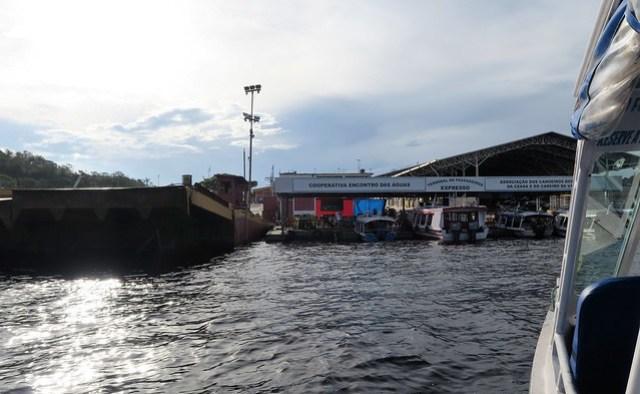 approaching port caesa amazon