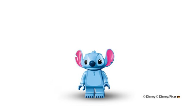 Lego Disney Minifigures Stitch