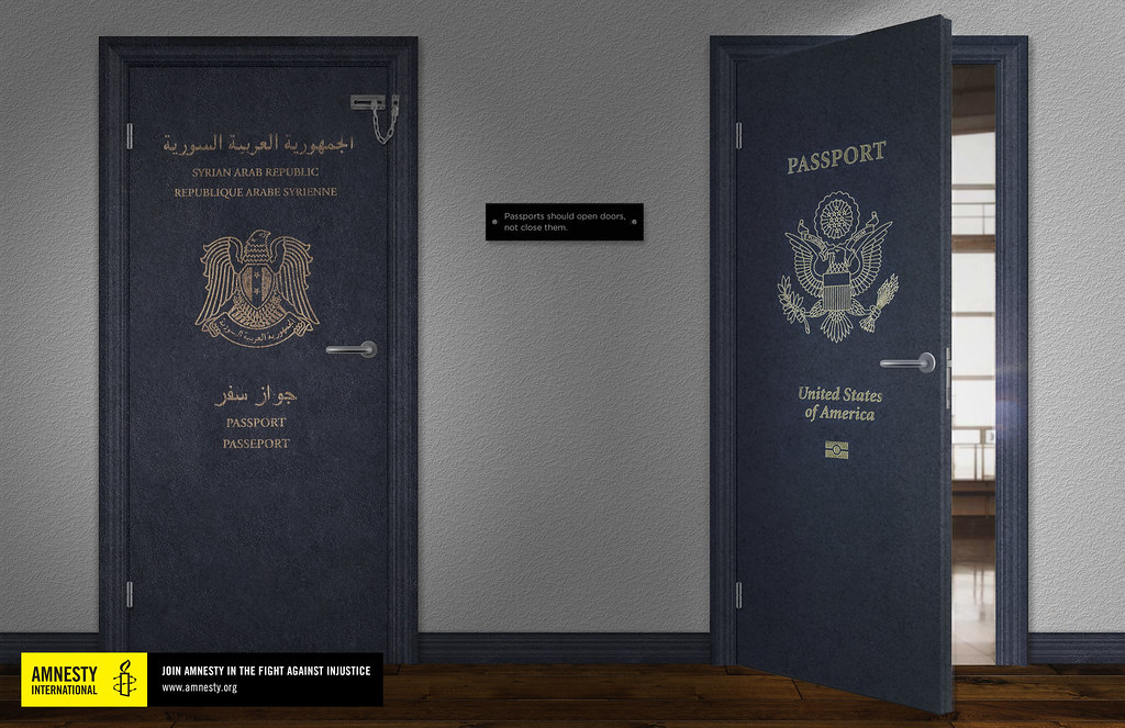 Amnesty International - Open and Shut 1
