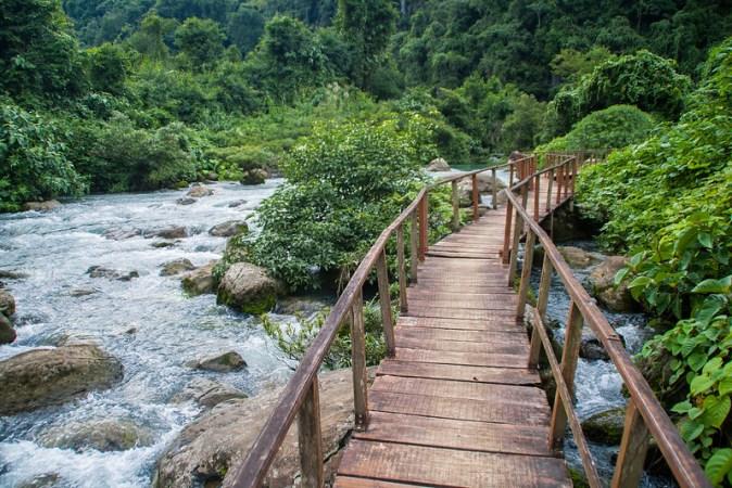 Vietnam Nationalpark Phong Nha-Ke Bang