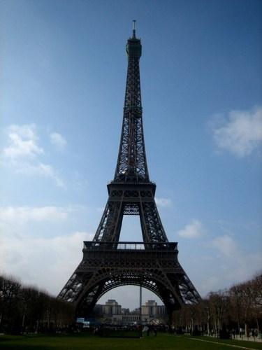 Que ver en París