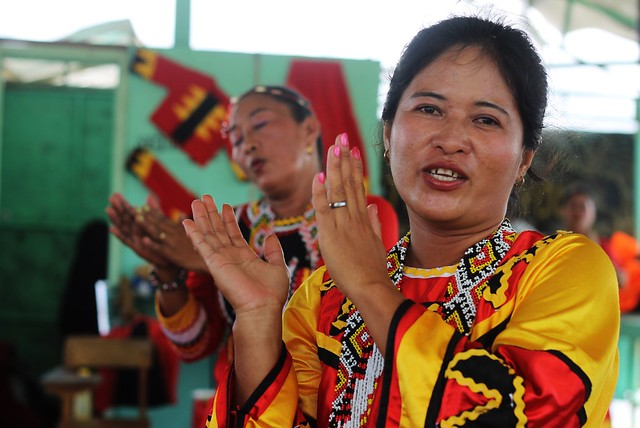 Agusan Manobo Dancers