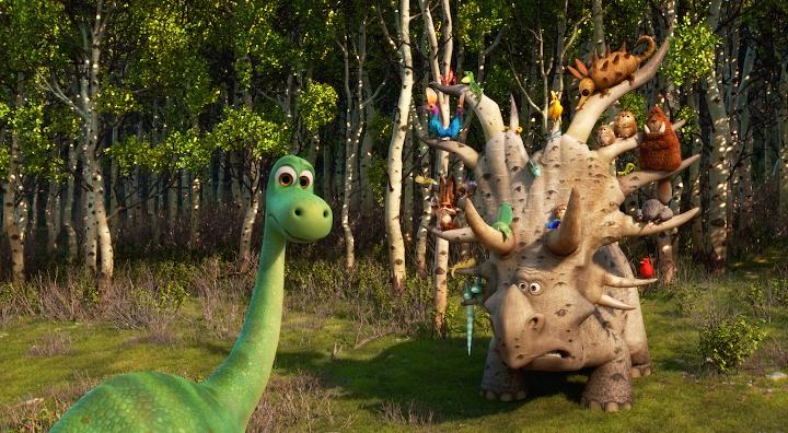 kunnon dinosaurus arvostelu