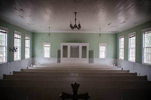 Speedwell Methodist Church and Cemetery-009