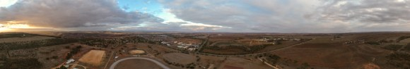 Astro's first panorama