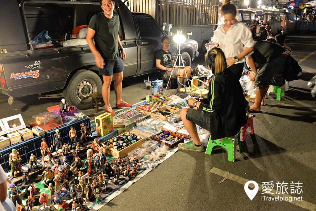 曼谷拉差达火车夜市 Train Night Market Ratchada 35