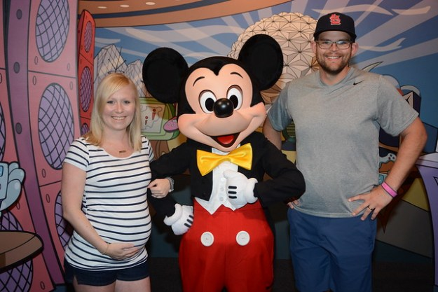 10 Tips for Doing Disney Pregnant