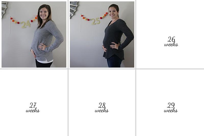 24-25 weeks