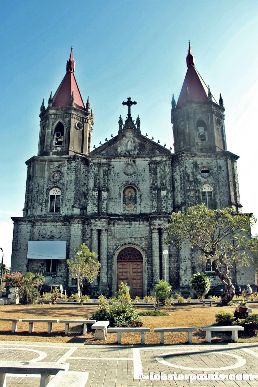 Molo Church   Iloilo, Philippines