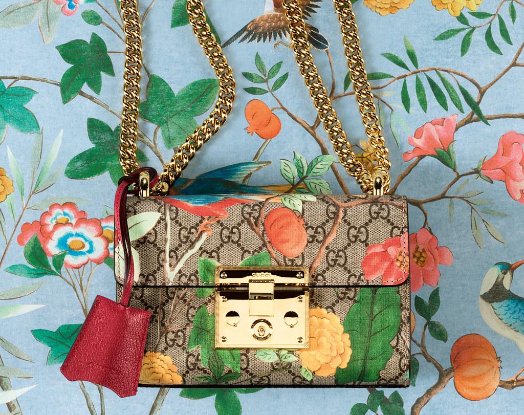Gucci Tian Bag