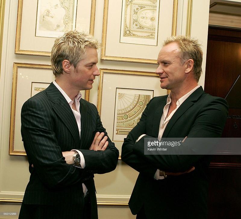 Chris Botti and Sting
