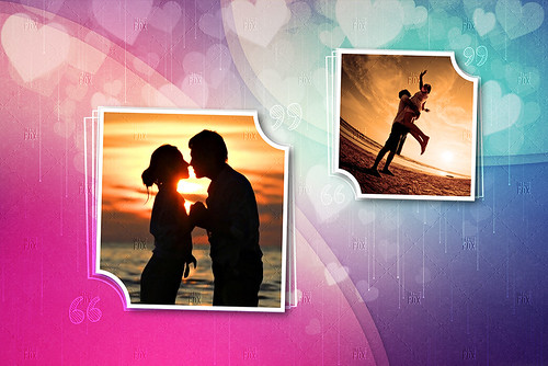 20 Valentine Photo Templates - Vol.03