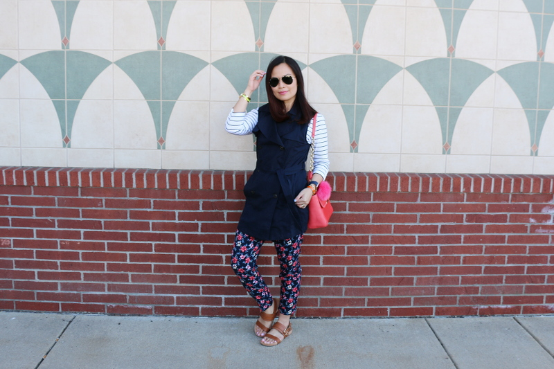 preppy-look-stripes-top-sleeveless-trench-floral-pants-9