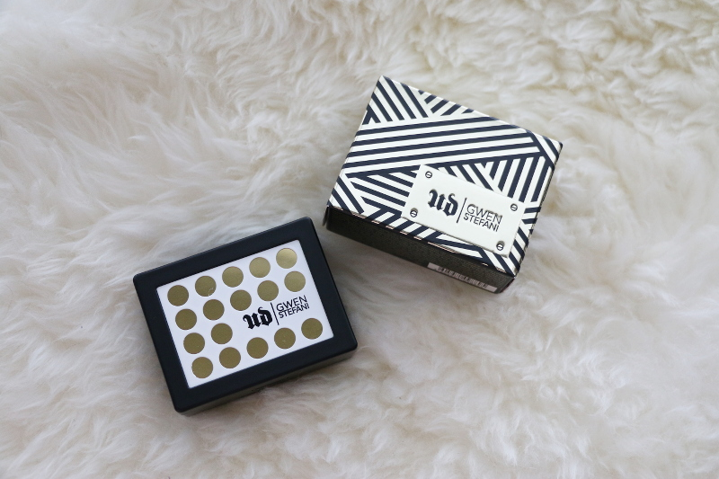 Urban Decay Cosmetics, UD Gwen Stefani, brow box