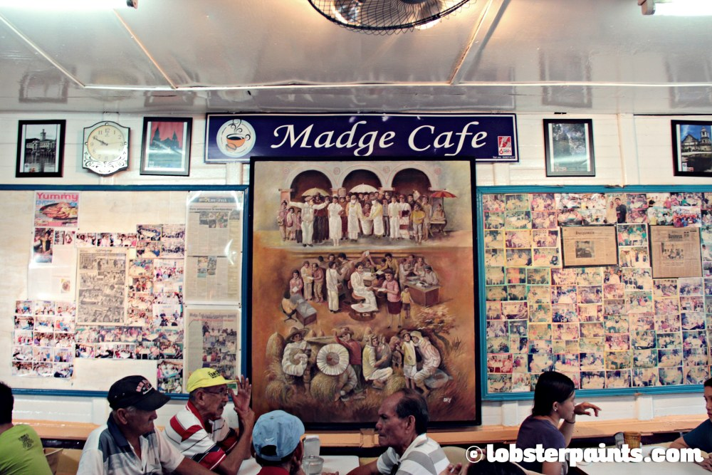 Madge Cafe | Iloilo, Philippines