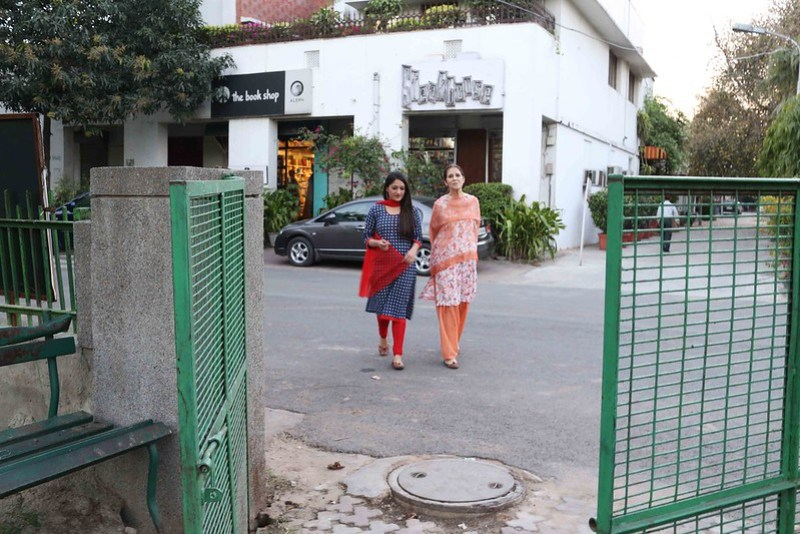 City Life - The Book Shop Walks With Bahrisons Booksellers, Jor Bagh