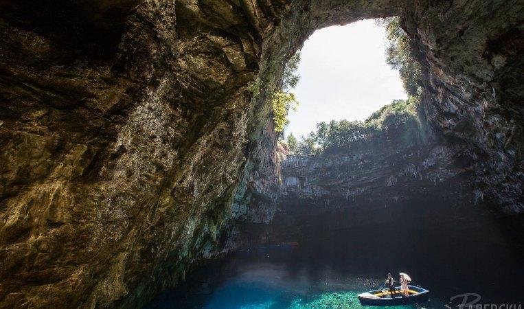 Гърция, остров Кефалония - Вили и Светлин