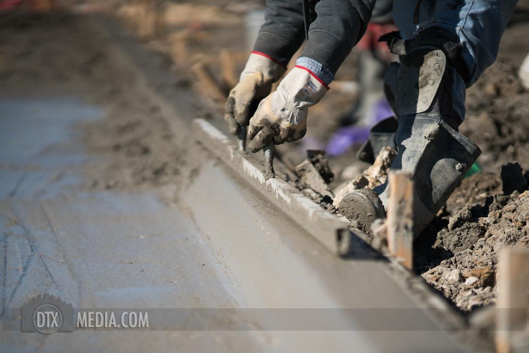 dfw construction photography
