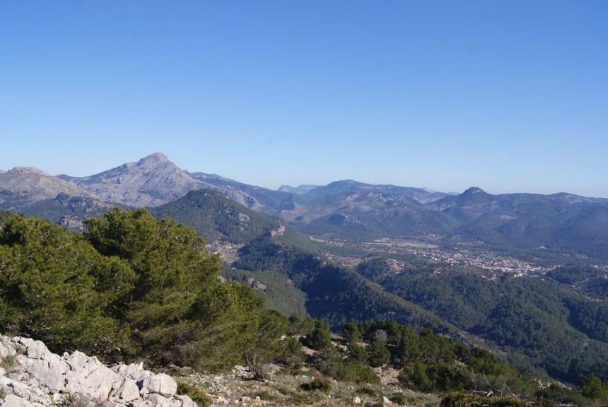 Excursión al Puig de Garrafa (Andratx)